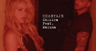 Shakira (feat Maluma) – Chantaje – Single (2016) (iTunes Plus)